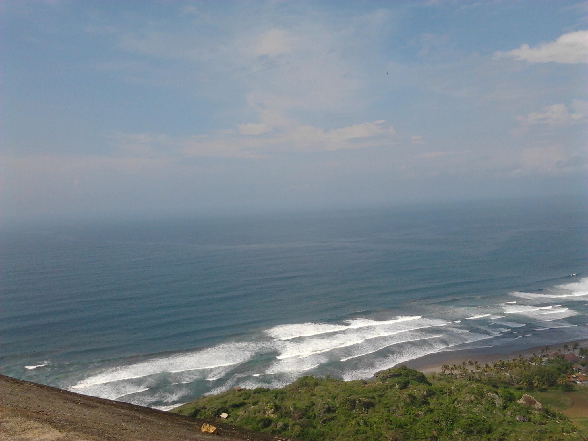 Laut Selatan dariKetinggian